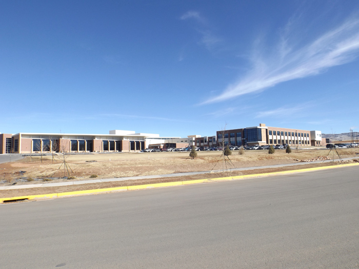Haselden Wyoming Constructors U2013 UW High Bay Research Facility, Ivinson  Memorial Hospital, WMC ER Expansion And Remodel, Woodland Park Elementary  School